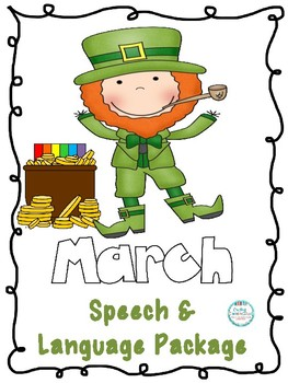 March Speech and Language Package