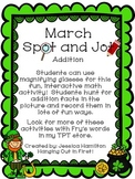 March Spot and Jot - Addition