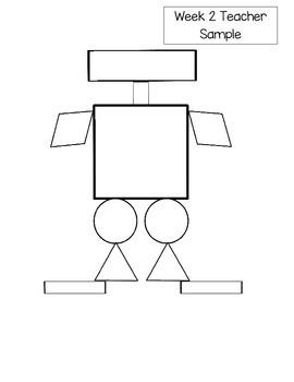 Spring Shape Robot Math Station Week 1 & 2 CC Aligned