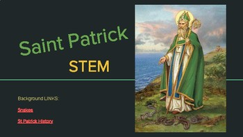 March / St Patrick STEM Packet