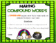 March St. Patrick's Day Compound Words Center