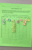March St. Patrick's Day Math Task  Lucky Charms