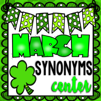 March St. Patrick's Day Synonyms Center