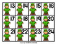 March (St. Patrick's Day Themed) Calendar Numbers