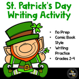 March St.Patrick's Day Writing