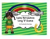March St Patrick themed long-o game, differentiated