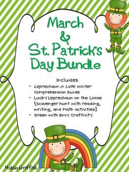March & St. Patrick's Day Bundle