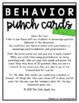 March / St. Patrick's Day Positive Behavior Punch Cards