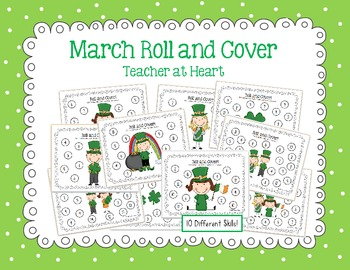 March {St. Patrick's Day} Roll and Cover
