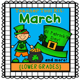 St. Patrick's Day activities {lower grades}