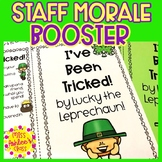 March Staff Morale Booster | Staff Fun | Staff Culture