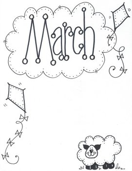 March 'Stationery'