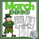 St. Patrick's Day Stem Challenges for March