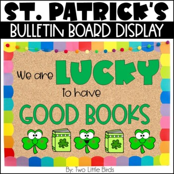 March Activity: Story Elements Bulletin Board for March