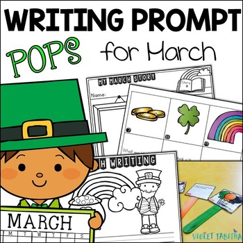 March Picture Prompt Writing Pops