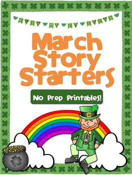 March Story Starters