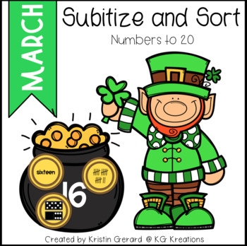 March Subitize and Sort