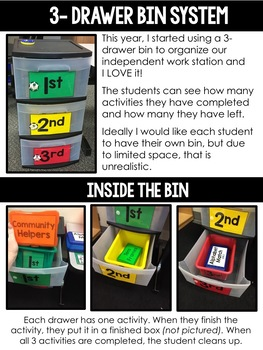 March Task Boxes