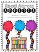 March Themed Classroom Books