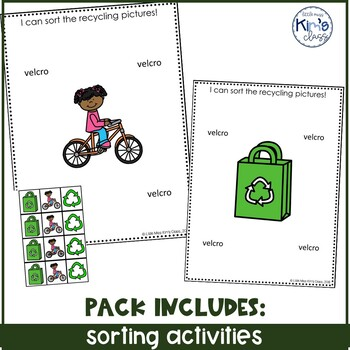 March / St. Patrick's Day Themed Math Centers for Special Needs, ECE or Kinder