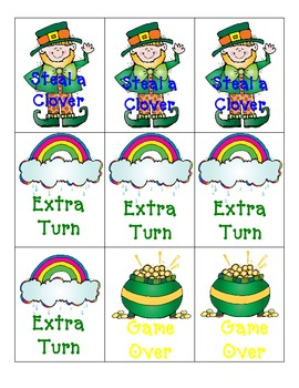 March Themed Phonics Games for Kindergarten and First Graders - All Phonics