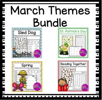 March Themes Bundle