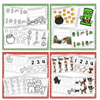 March Toddler Curriculum