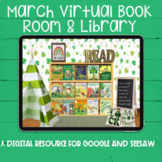 March Virtual Book Room/Digital Library