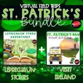 March Virtual Field Trip Bundle - Distance Learning - St.