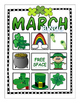 March Vocabulary Bingo