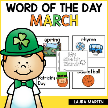 Word of the Day-March