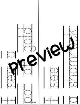March Vocabulary & Writing Bundle
