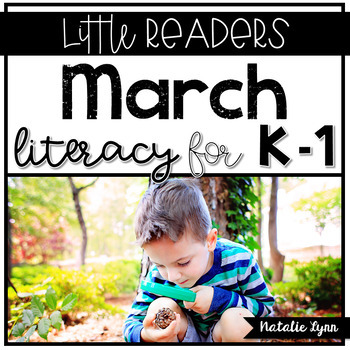 March Whole Group Literacy