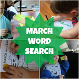 March Word Search