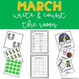 March Write & Count the Room
