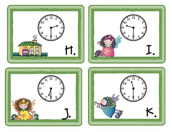 March Math Around the Room Activities