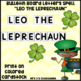 March Writing Activity:  St Patrick's Day Leprechaun Bulletin Board Display