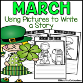 March Writing Activity: Using Pictures to Write a Story