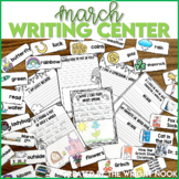 Writing Prompts for March