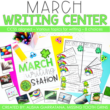March Writing Center