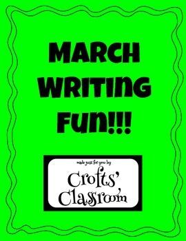 March Writing Fun