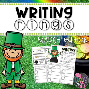 March Writing Rings Edition