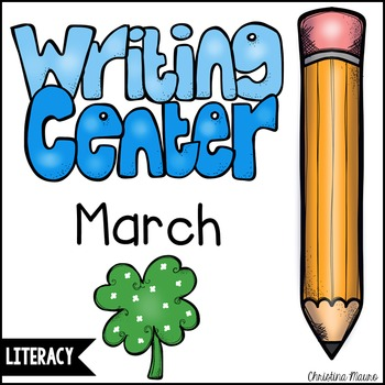 March Writing Station
