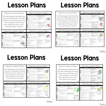March - Writing and Reading Comprehension Passages and Questions
