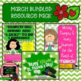 https://www.teacherspayteachers.com/Product/March-and-St-Patricks-Day-Bundled-Resource-Pack-3002731