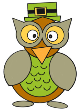 March and St. Patricks Day Clip Art