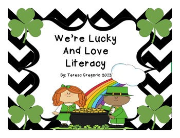 March and St. Patrick's Day Reading & writing Worksheets