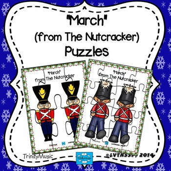 March (from The Nutcracker) Puzzles
