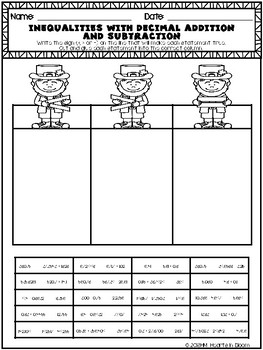 March in Fifth Grade (NO PREP Math and ELA Packet)