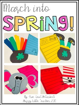 March into Spring!